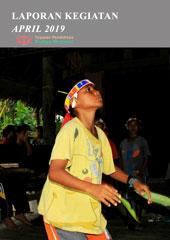 Yayasan PBM laporan kegiatan bulan April 2019